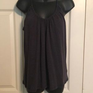 Old Navy Dark Grey Tank Top